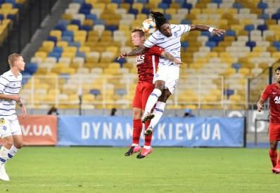 «Динамо» вышло в плей-офф раунд Лиги чемпионов