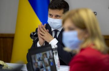 Зеленский: Сегодня курс в Европу ещё более актуален для Украины, чем раньше