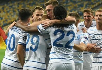 «Динамо» победило «Гент» и вышло в группу Лиги чемпионов