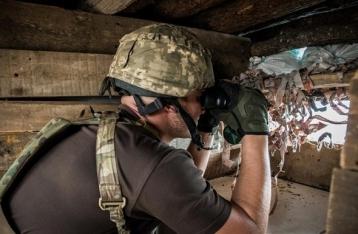 Боевики дважды нарушили «тишину» на Донбассе