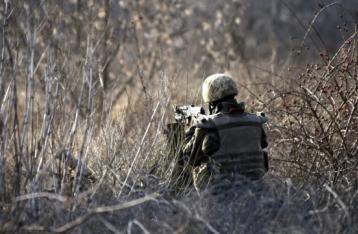 Под Авдеевкой оккупанты ранили украинского военного