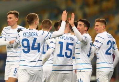 Динамо пробилось в 1/16 финала Лиги Европы