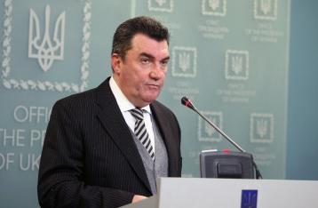 Данилов: Ситуации в Беларуси и Молдове представляют опасность для Украины