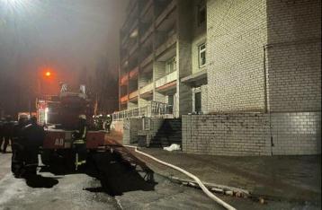 Погибшие в запорожской больнице больные находились под аппаратами ИВЛ