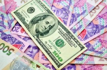 Курс гривни укрепился до пятимесячного максимума