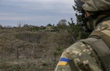 На Донбассе пострадали 10 бойцов ВСУ
