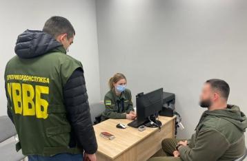 Россиянин пытался подкупить украинских пограничников за 2100 долларов