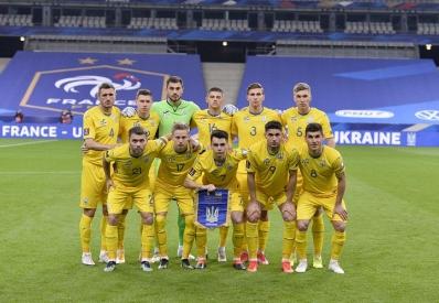 ЧМ-2022: Сборная Украины начала выступление в отборочном турнире с ничьей