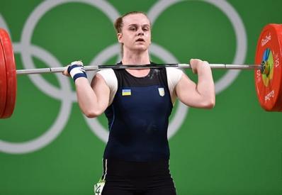 Украина победила в медальном зачете на ЧЕ по тяжелой атлетике