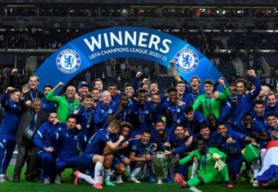 В финале Лиги чемпионов «Челси» обыграл «Манчестер Сити»