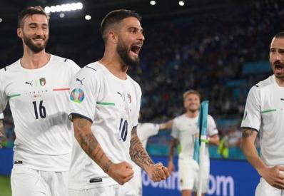 В первом матче Евро-2020 Италия разгромила Турцию
