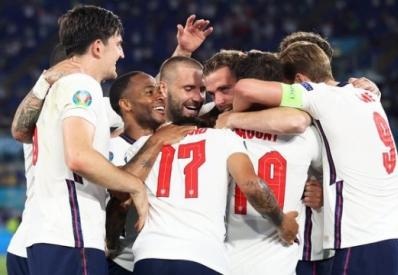 Сборная Англии вышла в финал Евро-2020