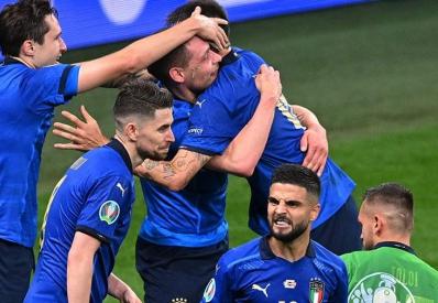 Италия выиграла Евро-2020