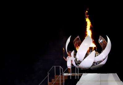 В Токио состоялась церемония открытия Олимпиады-2020