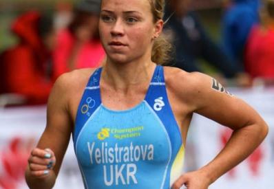 Украинскую триатлонистку отстранили от соревнований