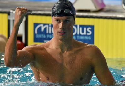 Пловец Романчук выиграл «бронзу» Олимпиады-2020