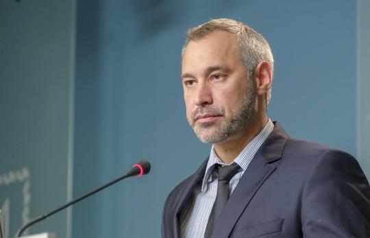 Рябошапка заявил, что Зеленский уже дважды встречался с Чаусом