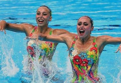 Украина завоевала первую в истории медаль в артистическом плавании