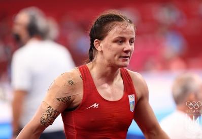 У Украины – третья за день медаль в борьбе