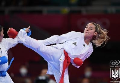 У Украины – первая олимпийская награда в каратэ