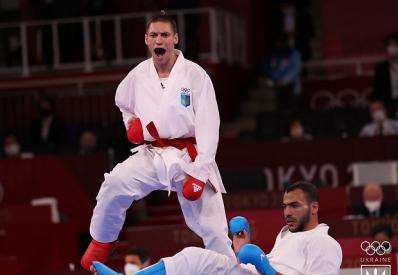 Украинский каратист завоевал бронзу на Олимпиаде