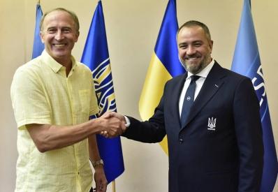 У сборной Украины по футболу – новый тренер