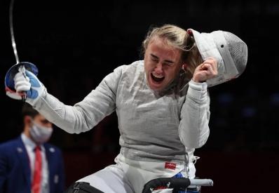 Украина завоевала первую медаль на Паралимпиаде