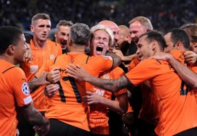 «Шахтер» обыграл «Монако» и вышел в группу Лиги чемпионов
