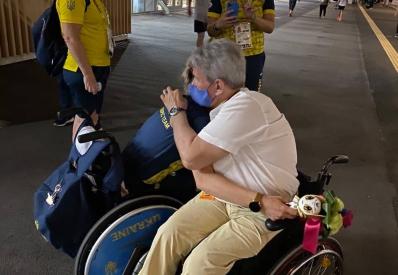 Украинская пловчиха установила мировой рекорд на Паралимпиаде в Токио