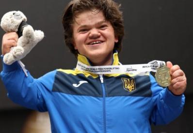 Марьяна Шевчук завоевала «золото» на Паралимпиаде в Токио