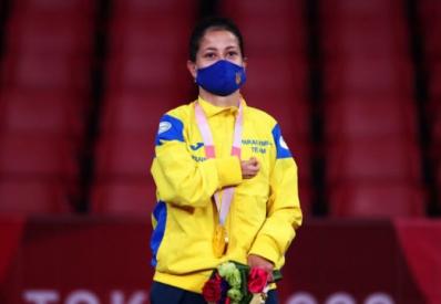 Украинская теннисистка выиграла «золото» Паралимпиады-2020