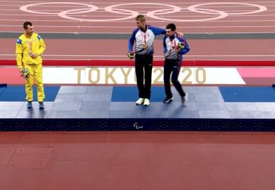 Украинский легкоатлет отказался фотографироваться с российскими спортсменами на Паралимпиаде
