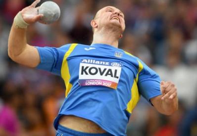 Украинец Коваль стал чемпионом Паралимпиады в толкании ядра
