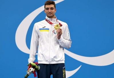 Пловец Крипак завоевал третье «золото» на Паралимпиаде