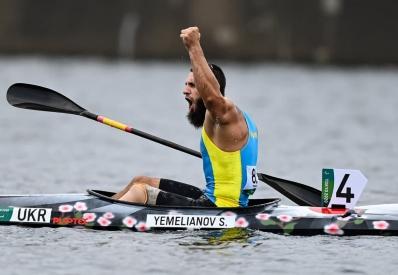 Украинец на Паралимпиаде завоевал «золото» в гребле на байдарке