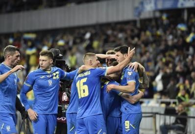 Сборная Украины вновь сыграла вничью с Францией