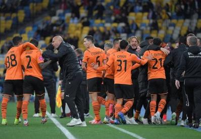 «Шахтер» разгромил «Динамо» в матче за Суперкубок Украины