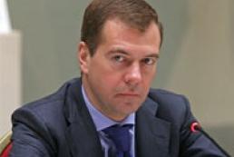 Медведев: Все не так легко, как кажется Ющенко