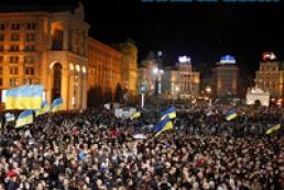Тимошенко выдвинули в Президенты с Майдана