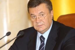 Янукович увидел положительные результаты действий Нацбанка