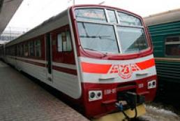 Электрички из Фастова будут доезжать только до станции Киев-Волынский