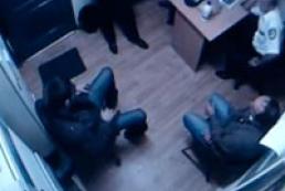 Обнародовано видео убийства охранников «Каравана»