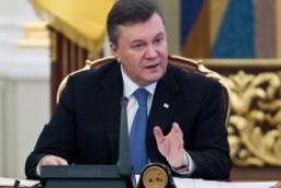 Янукович приказал легализовать заработную плату