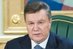 Янукович: Следующим поколениям нужно передать сильную страну