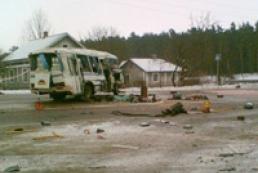 ДТП на Львовщине забрало жизни пятерых человек