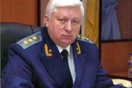 Генпрокурор: Тимошенко и Лазаренко подозреваются в заказе убийства Щербаня