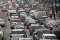 ДАІ радить у вихідні залишити машини вдома