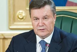 Янукович ожидает примирения всех политических сил