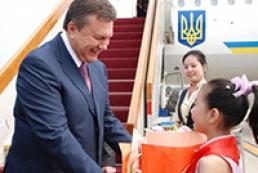Януковичу готовят визит в Китай