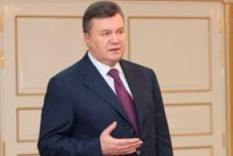 Янукович: Необходимо повышать конкурентоспособность украинских товаров